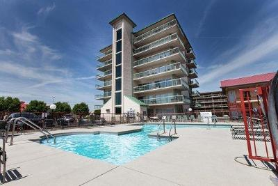 Pigeon Forge Condo/Townhouse For Sale: 3215 N River Rd Suite 604 Rd