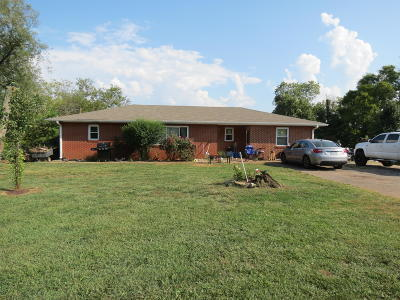 Seymour Single Family Home For Sale: 223 Maryville Hwy