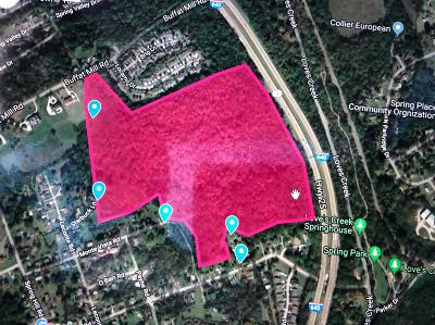 Knoxville Residential Lots & Land For Sale: 4930 Buffat Mill Rd
