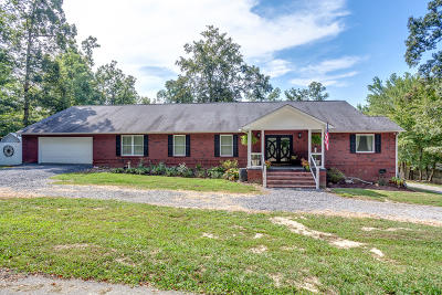 Sevierville Single Family Home For Sale: 1376 Willow Creek Lane