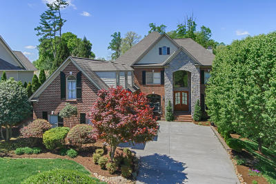 Knoxville Single Family Home For Sale: 921 Fairway Oaks Lane