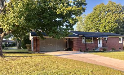 Knoxville Single Family Home For Sale: 5316 Rowan Rd