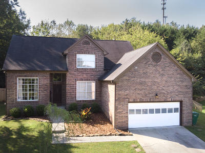 Knoxville Single Family Home For Sale: 8404 Mecklenburg Court