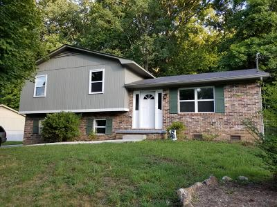 Knoxville Single Family Home For Sale: 4912 Wilkshire Drive