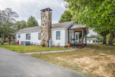 Maryville Single Family Home For Sale: 1533 Middlesettlements Rd