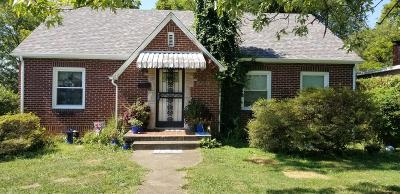 Knoxville Single Family Home For Sale: 115 Hillcrest Drive