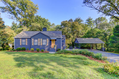 Knoxville Single Family Home For Sale: 5209 Holston Drive