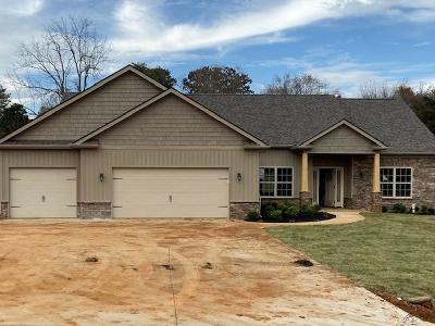 Lenoir City Single Family Home For Sale: 1360 Harrison Rd