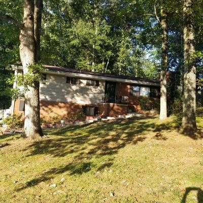 Anderson County Single Family Home For Sale: 100 Culver Rd