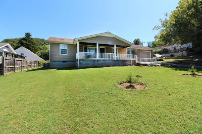 Knoxville Single Family Home For Sale: 6308 Warlex Rd