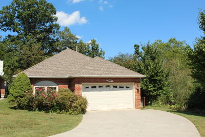 Knoxville Single Family Home For Sale: 412 Creekview Lane