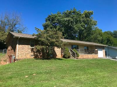 Maryville Single Family Home For Sale: 2131 Highland Rd