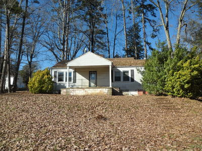 Knoxville Single Family Home For Auction: 2751 Lakin Rd