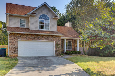 Knoxville Single Family Home For Sale: 8113 Spring Haven Lane