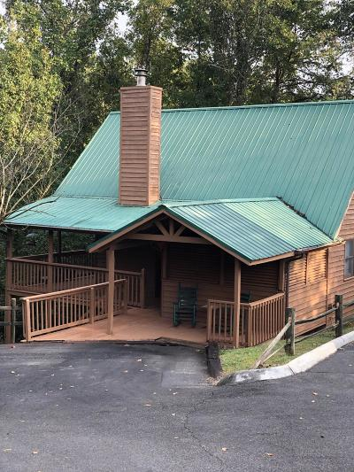 Sevierville Single Family Home For Sale: 1604 Tirres Hill