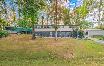 Clinton Single Family Home For Sale: 266 Long Hollow Rd