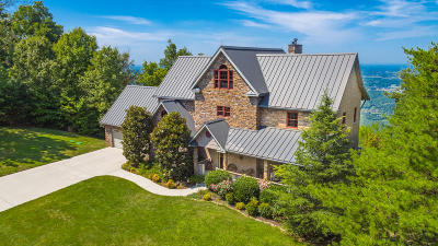 Maryville Single Family Home For Sale: 4259 Chilhowee Trail