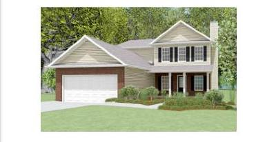 Knoxville Single Family Home For Sale: 2726 Wild Ginger Lane