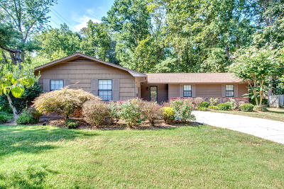 Powell Single Family Home For Sale: 8005 Camberley Drive