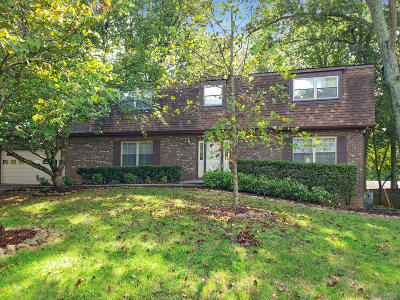 Knoxville Single Family Home For Sale: 641 Fernwood Rd