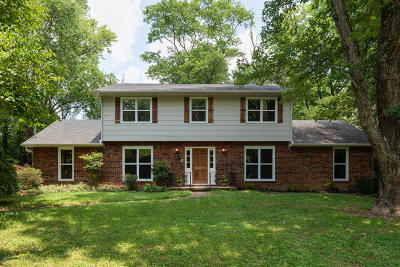 Knoxville Single Family Home For Sale: 204 Crofton Lane