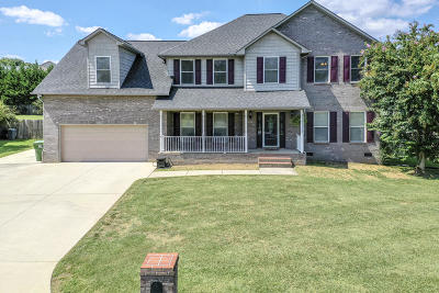Maryville Single Family Home For Sale: 2827 Homestead Court