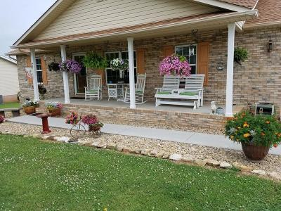 Maryville Single Family Home For Sale: 5553 Indian Warpath Rd