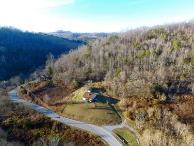 New Tazewell Single Family Home For Sale: 1010 Mountain Road