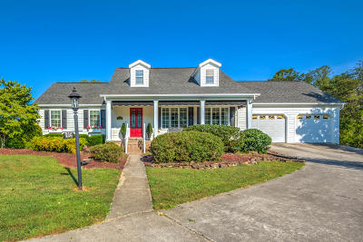 Anderson County Single Family Home For Sale: 736 Blockhouse Valley Rd