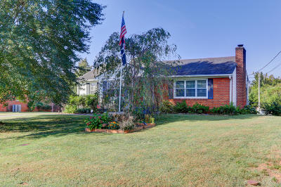 Knox County Single Family Home For Sale: 5509 Wil Lloyd Drive