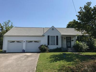 Knoxville Single Family Home For Sale: 3304 Miami St