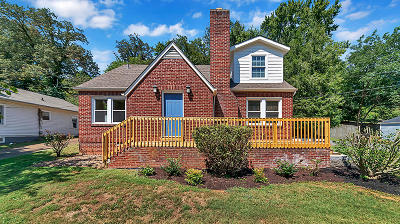 Knoxville Single Family Home For Sale: 1717 Lenland Ave