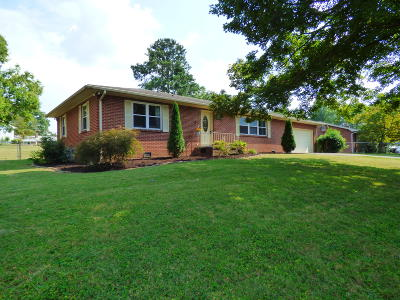 Knoxville Single Family Home For Sale: 1416 NW Harmony Rd