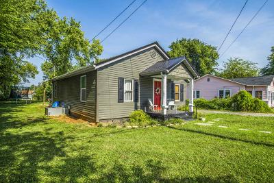 Maryville Single Family Home For Sale: 609 Home Ave