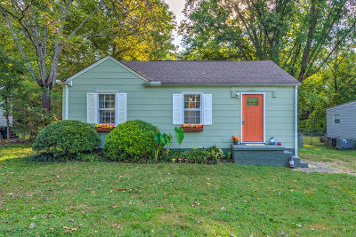 Knoxville Single Family Home For Sale: 2320 Greenfield Lane
