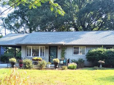 Knoxville Single Family Home For Sale: 3716 Southwood Drive