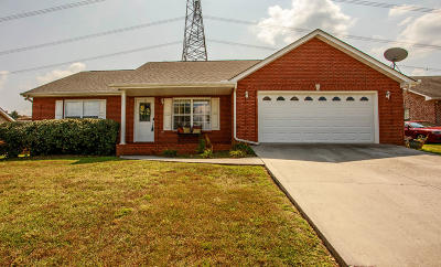 Knoxville Single Family Home For Sale: 4008 Kingdom Lane