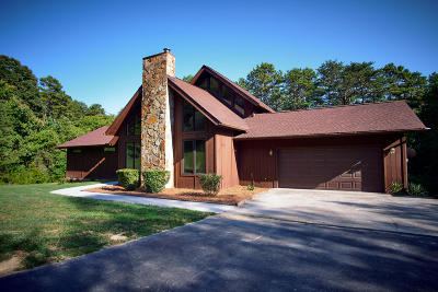 Knoxville Single Family Home For Sale: 1705 Stony Point Rd