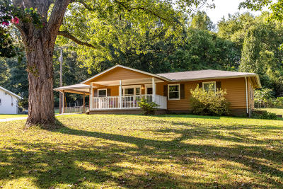 Knoxville Single Family Home For Sale: 8816 Simpson Rd