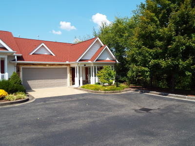 Pigeon Forge Condo/Townhouse For Sale: 510 Orchard Valley Way