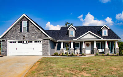 Anderson County Single Family Home For Sale: 110 Billie Tackett Lane