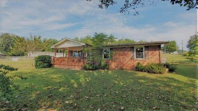 Clinton Single Family Home For Sale: 1033 Old Dutch Valley Rd
