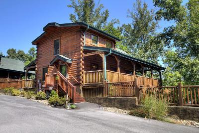 Gatlinburg Single Family Home For Sale: 746 Glory Ridge Way