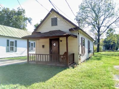 Knoxville Single Family Home For Sale: 2703 Barton St
