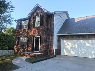 Knoxville Single Family Home For Sale: 658 Cornerbrook Lane