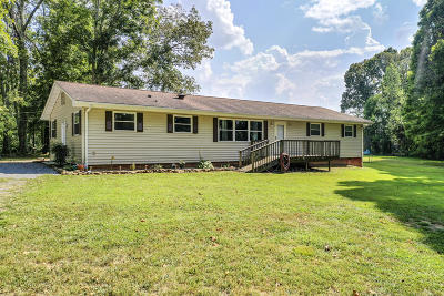Maryville Single Family Home For Sale: 3466 Morganton Rd