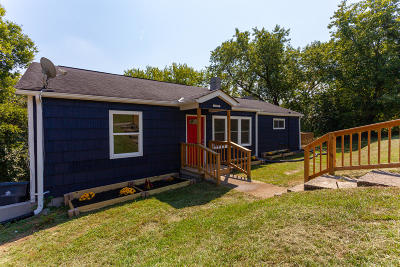 Knoxville Single Family Home For Sale: 3952 Skyline Drive