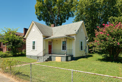 Knoxville Single Family Home For Sale: 1231 Delaware Ave