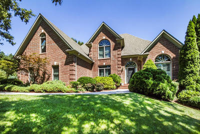 Knoxville Single Family Home For Sale: 1704 Criswell Hill Lane