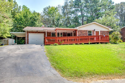 Blount County Single Family Home For Sale: 1304 Topside View Drive